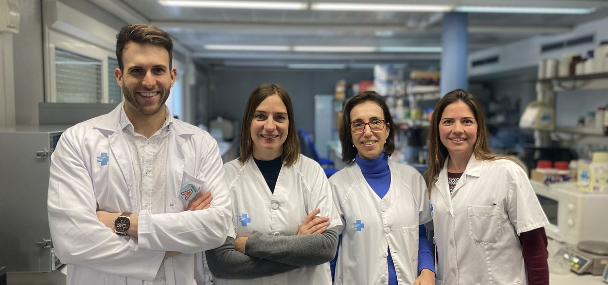 Investigadores que han llevado a cabo el estudio (Foto. ConSalud)