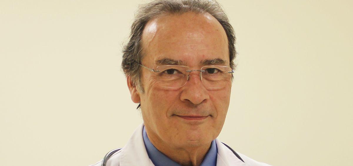 Gonzalo Martín Peña, jefe de la Unidad de Endocrinología y Nutrición del Hospital Ruber Internacional (Foto. ConSalud)