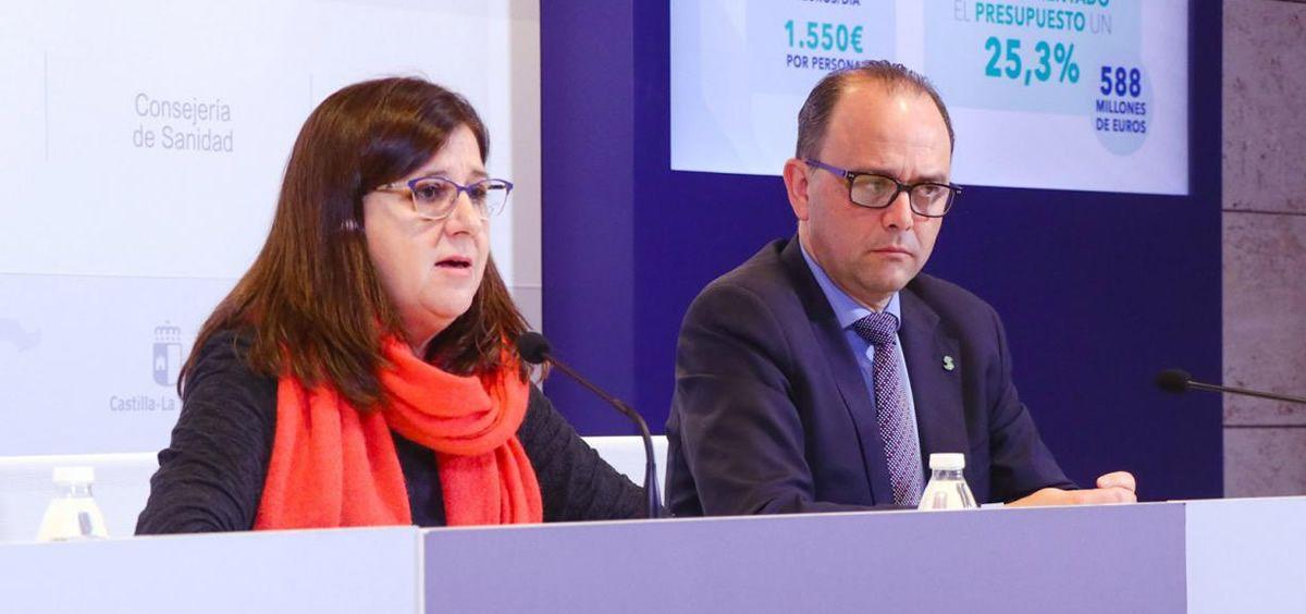 El Gobierno regional cierra 2019 con una reducción de las listas de espera del 28 por ciento y casi 36.000 pacientes menos en los últimos cuatro años (Foto. Gobierno de Castilla-La Mancha)