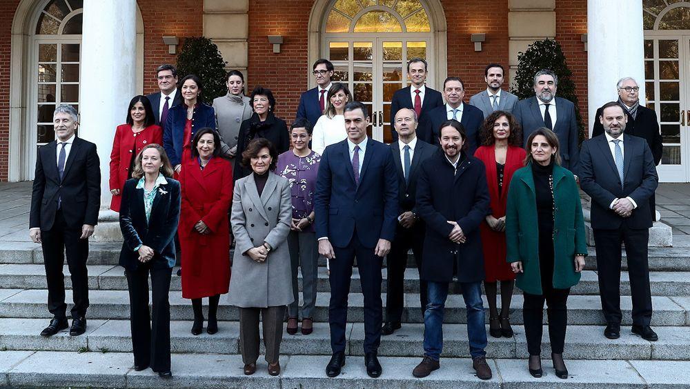 Primer Consejo de Ministros de Illa al frente de Sanidad