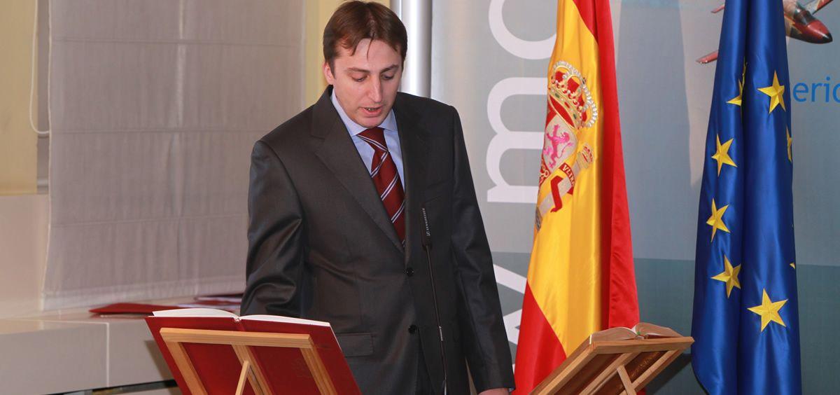 Germán Rodríguez Sánchez, nuevo director del Gabinete del ministro de Sanidad (Foto. Gobierno de España)
