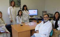 Unidad multidisciplinar de urticaria  (Foto. Sescam)