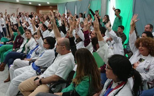 A unos días de la huelga sanitaria en Canarias, continúa la tensión entre Consejería y sindicatos