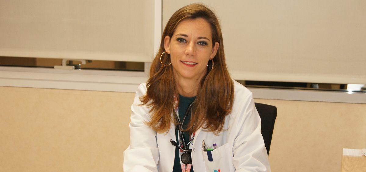 Dra. Esther Holgado. (Foto. ConSalud.es)