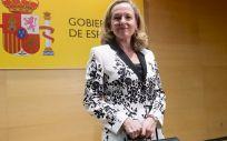Nadia Calviño, vicepresidenta del Gobierno y ministra de Asuntos Económicos y Transformación Digital. (Foto. Mineco)