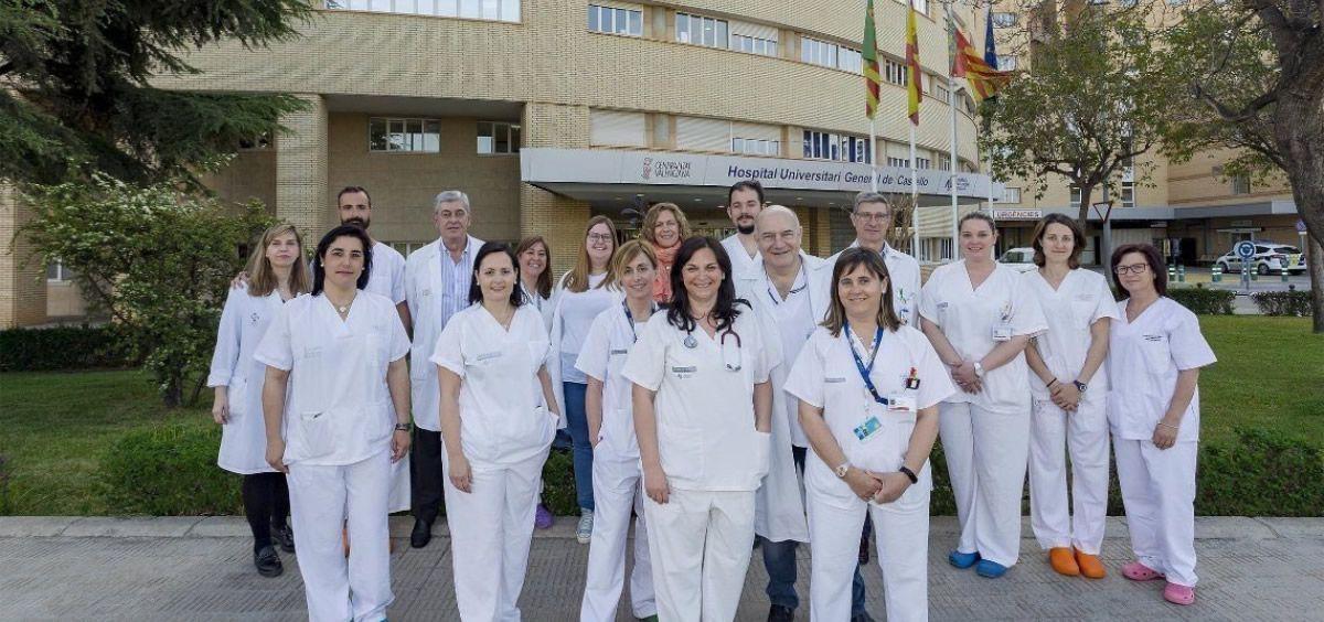 Investigadores del General de Castellón, Fisabio y la UJI (Foto. Gobierno de Valencia)