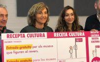 Sanidad en Valencia receta cultura (Foto. Gobierno de Valencia)