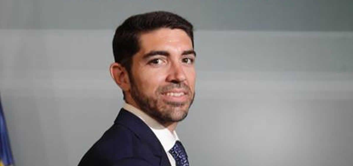 Alberto Herrara Rodríguez, nuevo subsecretario de Sanidad. (Foto. Portal de la Transparencia)
