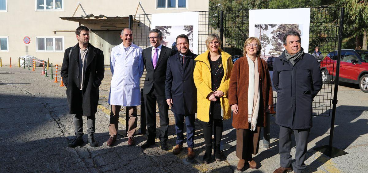 El Govern impulsa el nuevo edificio de investigación del Vall d'Hebron (Foto. Vall d´Hebron)