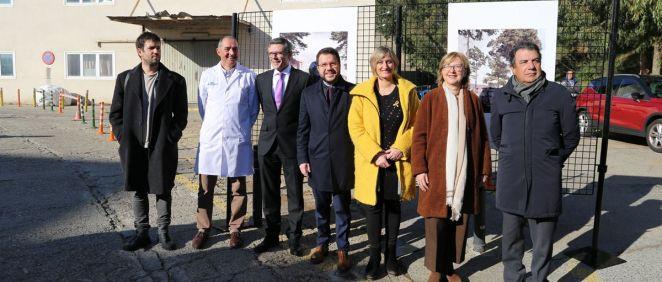 El Govern impulsa el nuevo edificio de investigación de Vall d'Hebron (Foto. Vall d´Hebron)