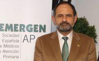 El presidente de la Sociedad Española de Médicos de Atención Primaria, José Polo (Foto: SEMERGEN)