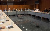 Reunión que pone en marcha de los grupos de trabajo 'Innovación en Salud' (Foto. La Rioja)