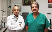 Doctores de la Unidad Multidisciplinar de Oftalmología Pediátrica del HUC (Foto. Gobierno de Canarias)