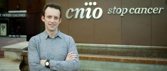 El investigador Geoff Macintyre. (Foto. CNIO)