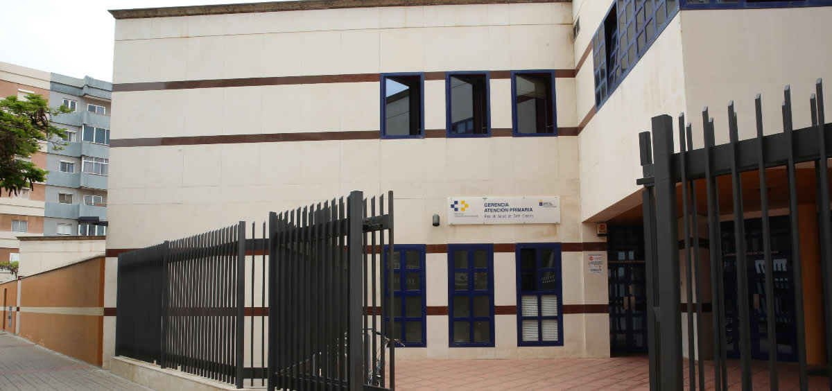 Centro de Gerencia de Atención Primaria Canarias (Foto. Gobierno de Canarias)