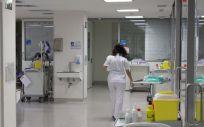 UCI del Hospital General de Villalba (Foto. ConSalud)