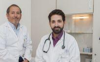 Jorge del Toro y Pablo Demelo (Foto. ConSalud)