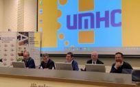 Inaguguración de la jornada `Humanización en la Atención y Gestión Sanitaria' (Foto. Región de Murcia)