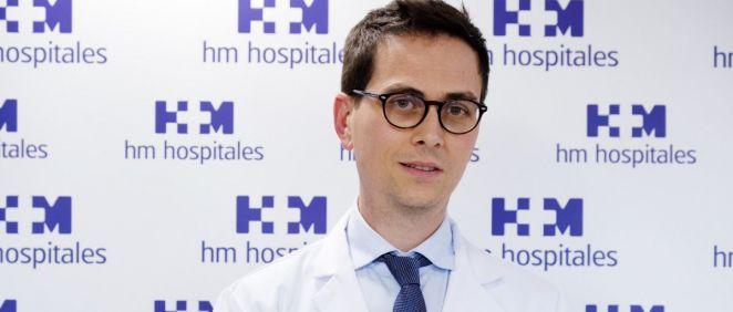 Dr. Jordi Remón (Foto. ConSalud)