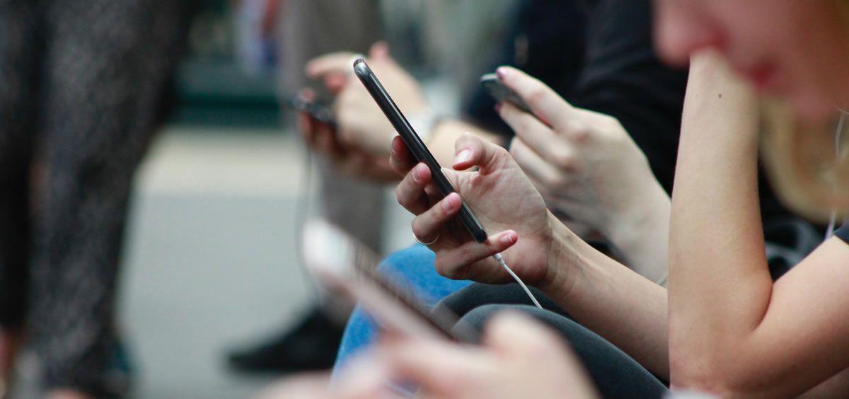 Redes sociales. (Unsplash)