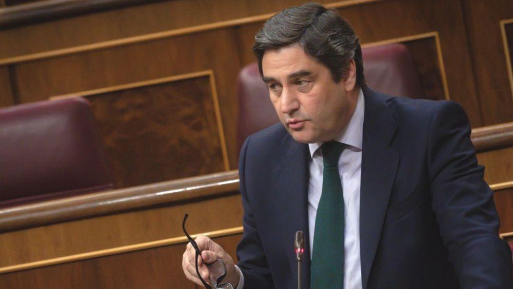 José Ignacio Echániz, diputado del PP (Foto: Flickr PP)