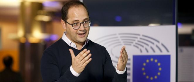 César Luena, eurodiputado del PSOE (Foto: Flickr Socialistas UE)
