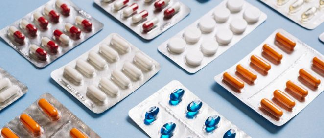 Envases de pastillas (Foto: Freepik)