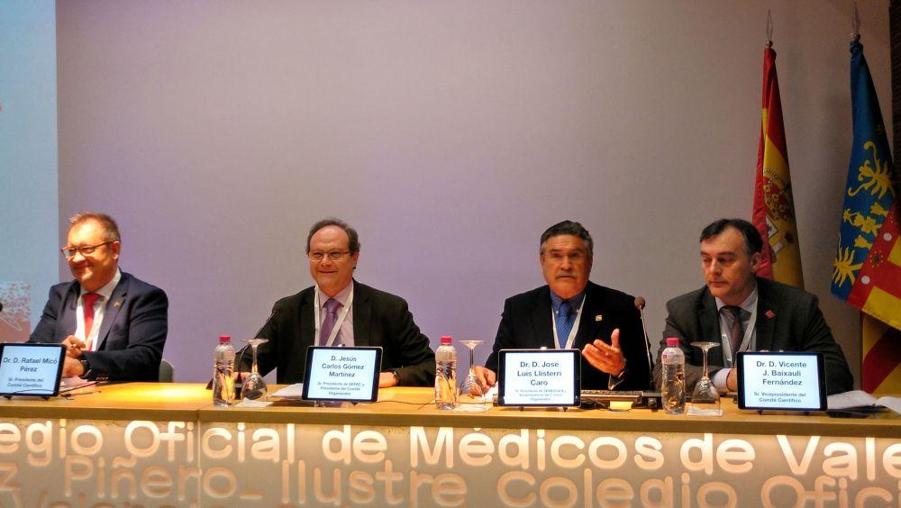 Clausura del II Congreso Médico & Farmacéutico organizado por Semergen y Sefac (Foto. ConSalud.es)