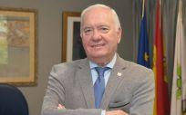 Florentino Pérez Raya, presidente del Consejo General de Enfermería (Foto. Consejo General de Enfermería)