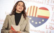 Inés Arrimadas, portavoz de Ciudadanos en el Congreso (Foto: Flickr Ciudadanos)