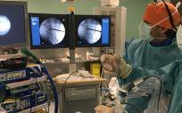 El Morgenstern Institute of Spine del Centro Médico Teknon es un centro especializado en cirugía no invasiva de la columna vertebral, pionero en España en la cirugía endoscópica y percutánea de la columna vertebral lumbar y cervical (Foto. Quirónsalud)