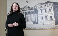 Adriana Lastra, portavoz del Grupo Parlamentario Socialista en el Congreso (Foto: Flickr PSOE)