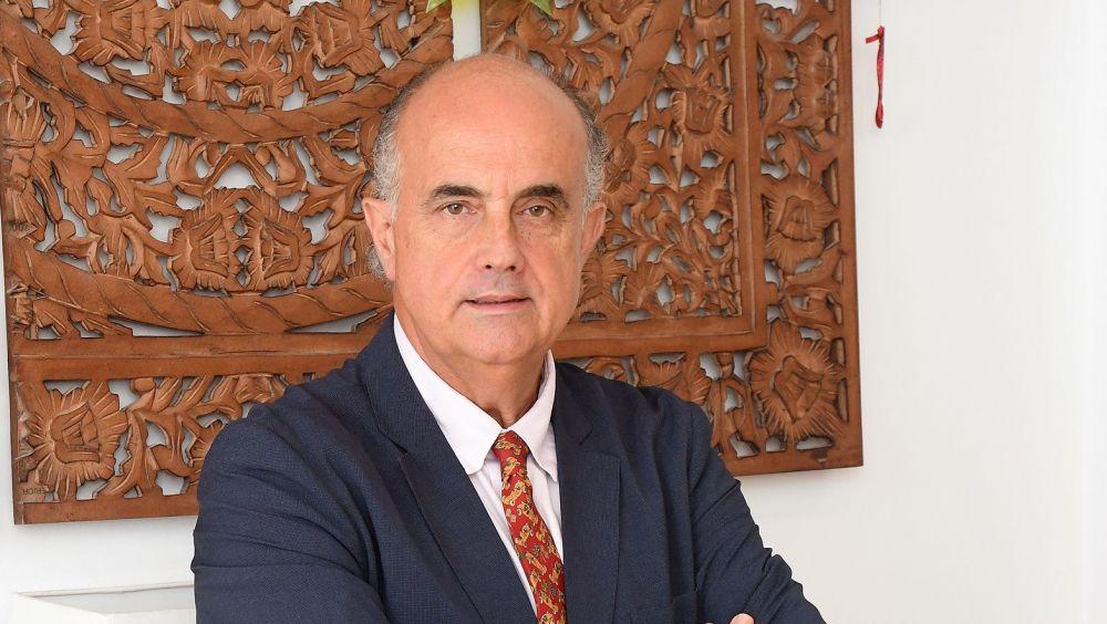 Antonio Zapatero, presidente de Facme. (Foto. Facme)
