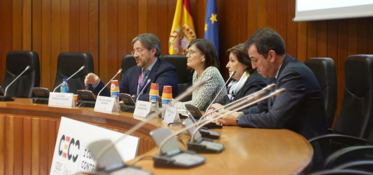 Líderes nacionales en materia oncológica se reúnen en la primera Cumbre Española Contra el Cáncer. (Foto. Gepac)