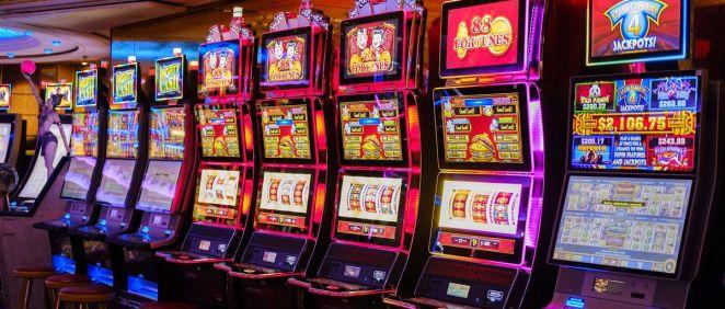 Maquina de juegos de azar (Foto. Pixabay)