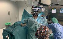 El Puerta de Hierro, volcado con la seguridad del paciente quirúrgico