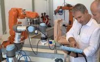 Desarollo de un robot de asistencia quirúrgica ginecológica para las intervenciones de útero (Foto. Comunidad Valenciana)