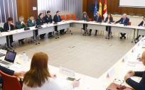 La directora gerente del Servicio de Salud de Castilla La Mancha (Sescam), Regina Leal. (Foto. Sescam)