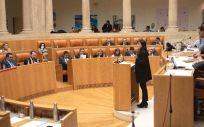 Concha Andreu, presidenta de La Rioja (Foto: La Rioja.org)