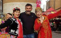 Fidel Castro 'Lito', extremeño residente en China (Foto. ConSalud.es)