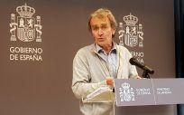 Fernando Simón, director del Centro de Coordinación de Alertas y Emergencias Sanitarias (Foto: ConSalud.es)