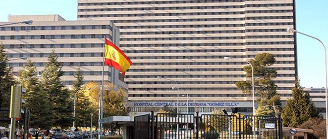 Hospital Gómez Ulla (Foto. Centro Universitario de la Defensa Madrid)