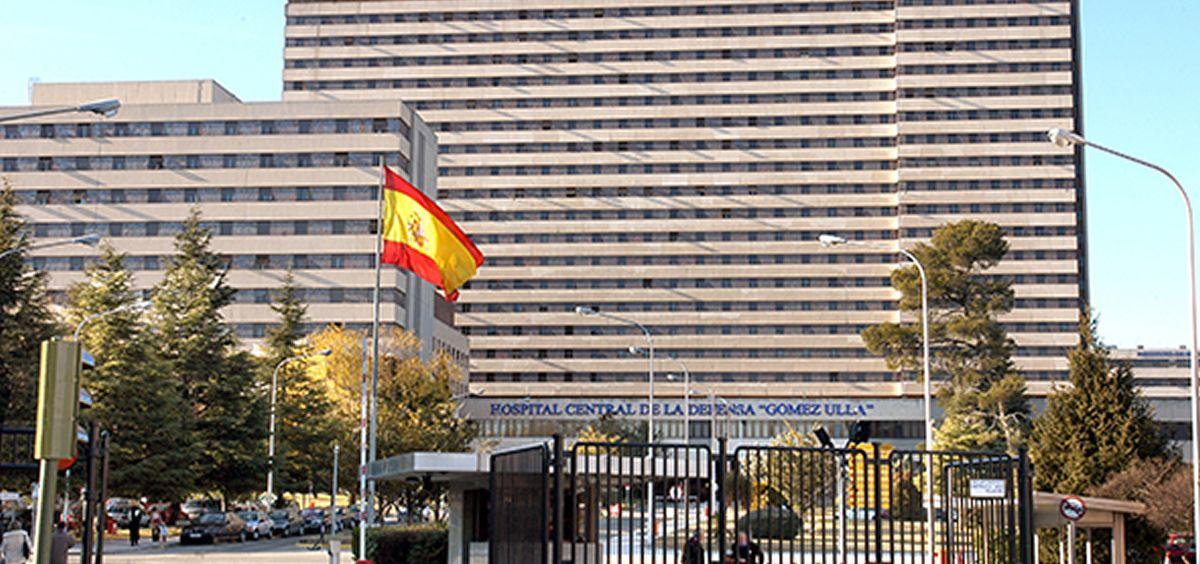 Hospital Gómez Ulla (Foto: Centro Universitario de la Defensa Madrid)