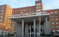 Hospital Clínico San Carlos de Madrid (Foto. Comunidad de Madrid)