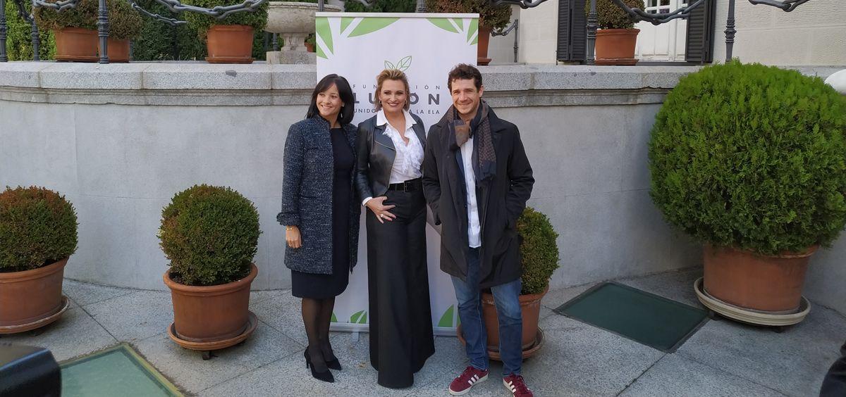 La Fundación Luzón organiza un concierto con Ainhoa Arteta para luchar contra la ELA