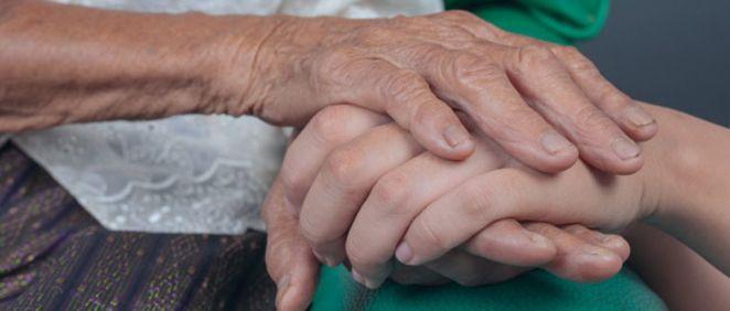 En los casos de demencia muy avanzada, muchos pacientes son incapaces de verbalizar su malestar (Foto. Freepik)