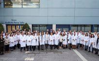 Equipo médico de HM CIOCC.