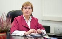 Montserrat Figuerola, directora gerente del Hospital de Bellvitge.