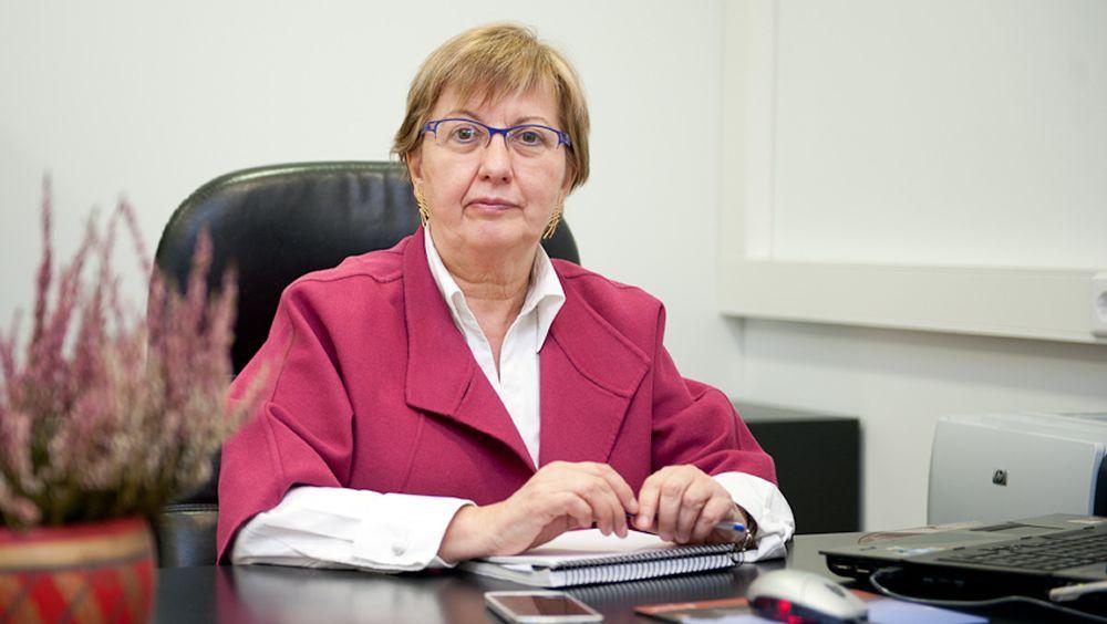 Montserrat Figuerola, directora gerente del Hospital de Bellvitge., directora gerente del Hospital de Bellvitge.