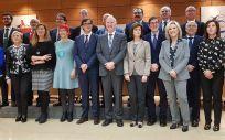 Consejo Interterritorial del SNS presidido por Salvador Illa, ministro de Sanidad (Foto: ConSalud.es)